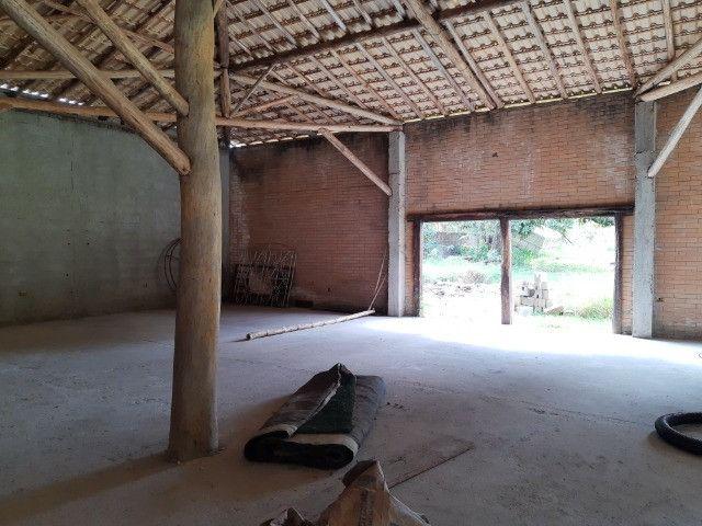 Salão de eventos rústico Beira de rio - Foto 11