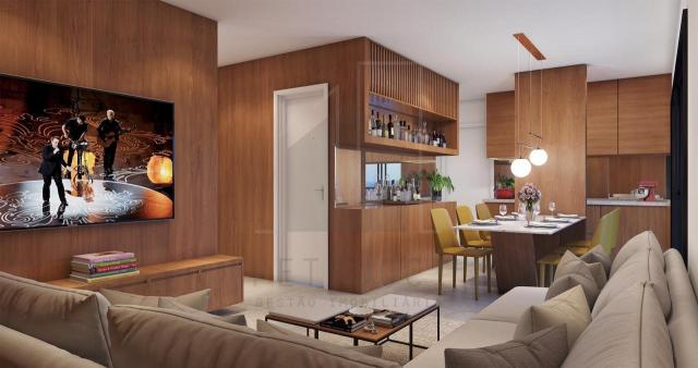 Apartamento à venda com 3 dormitórios em Taquaral, Campinas cod:AP004260 - Foto 2