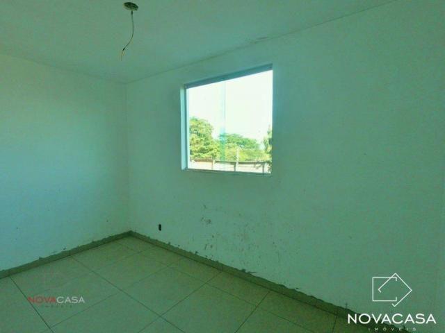 Apartamento com 3 dormitórios à venda, 60 m² por R$ 240.000,00 - Mantiqueira - Belo Horizo - Foto 4