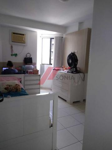 Apartamento à venda com 3 dormitórios em Manaíra, João pessoa cod:37812 - Foto 15