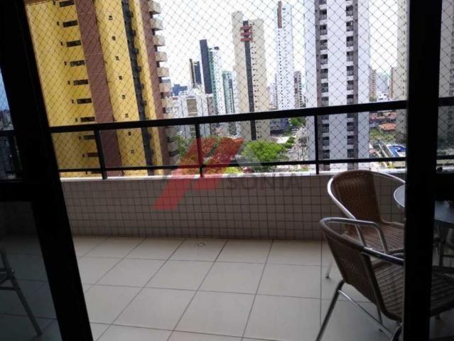 Apartamento à venda com 3 dormitórios em Manaíra, João pessoa cod:37812 - Foto 18