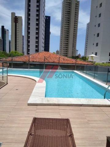 Apartamento à venda com 3 dormitórios em Manaíra, João pessoa cod:37812 - Foto 19