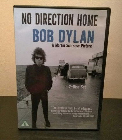 Dvd No Direction Home Bob Dylan