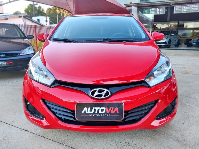 Hyundai HB20 1.0 Manual - 2015 - Unica Dona - Foto 2