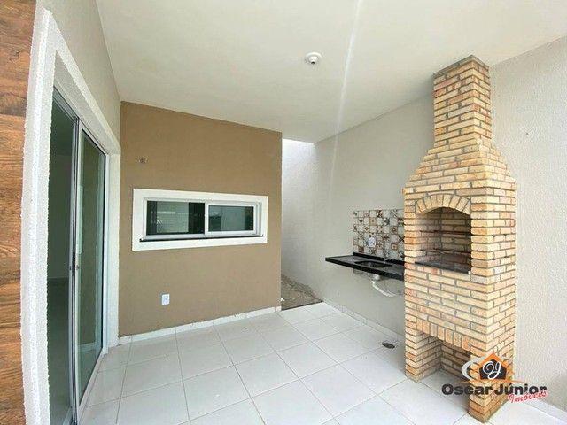 Casa com 3 dormitórios à venda, 86 m² por R$ 235.000,00 - Centro - Eusébio/CE - Foto 3