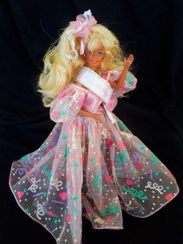 Barbie FELIZ ANIVERSÁRIO  - Foto 3