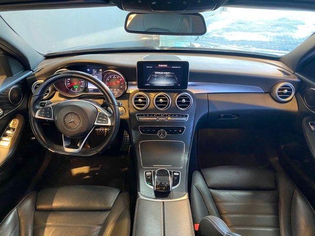 Mercedes-Benz C300 2.0 Sport 9G-Tronic 2018,Configuração Linda,Impecável  - Foto 8