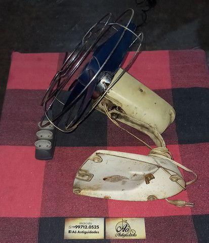 Ventilador antigo General Electric  - Foto 5