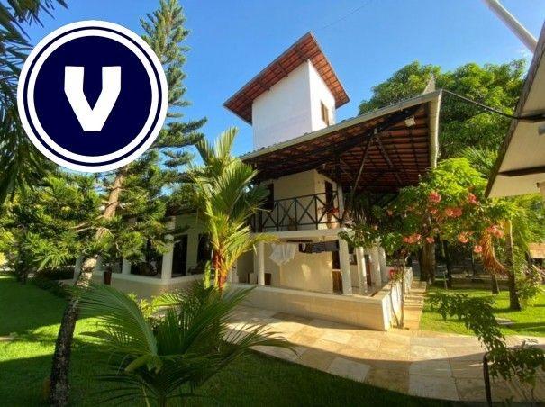 VERAS VENDE Mansão estilo colonial com 15 quartos na Tapera - Foto 14