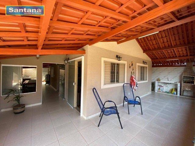 Chale com 4 dormitórios à venda, 160 m² por R$ 220.000 - Mansões das Águas Quentes - Calda - Foto 2