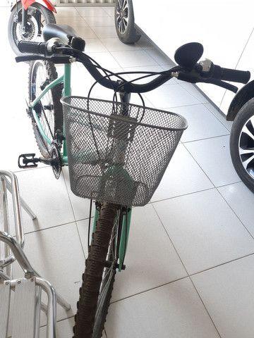 Bicicleta Houston usada - Foto 4