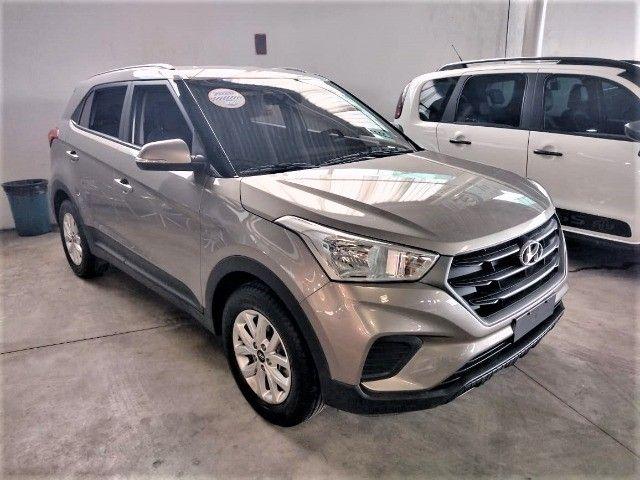 Hyundai Creta Smart 1.6 Automático 2020 (Na Garantia) I 81 98222.7002 (CAIO)