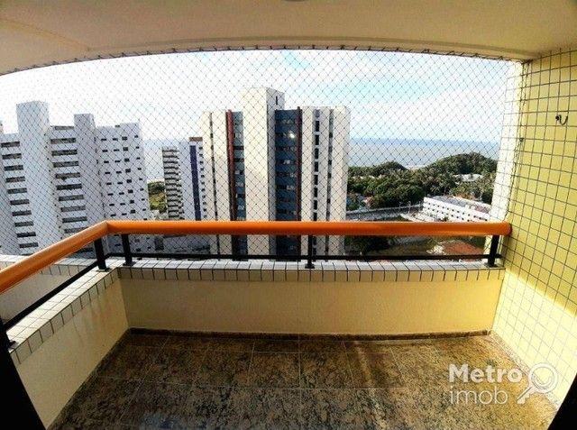 Apartamento vista mar no Calhau Ponta do Farol
