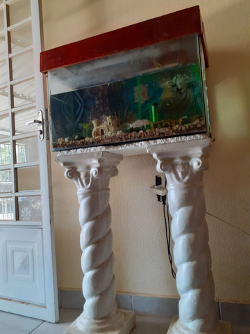 Aquario 90 litros