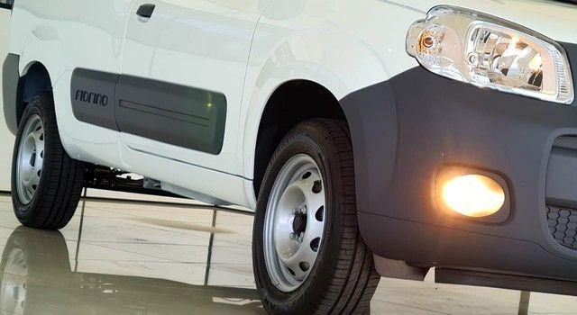 Fiat Fiorino Endurance 1.4 Flex - 2021 - Foto 4