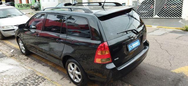 Corolla Fielder xei 1.8 automática 2007 - Foto 11
