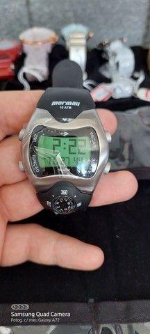 Vendo relógio mormai digital novo.