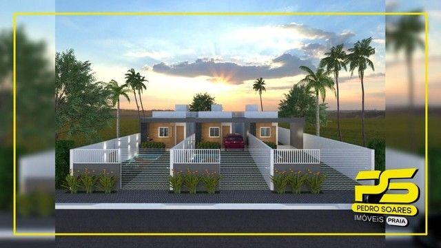 Casa com 2 dormitórios à venda, 74 m² por R$ 195.000 - Cidade Balneária Novo Mundo I - Con - Foto 4