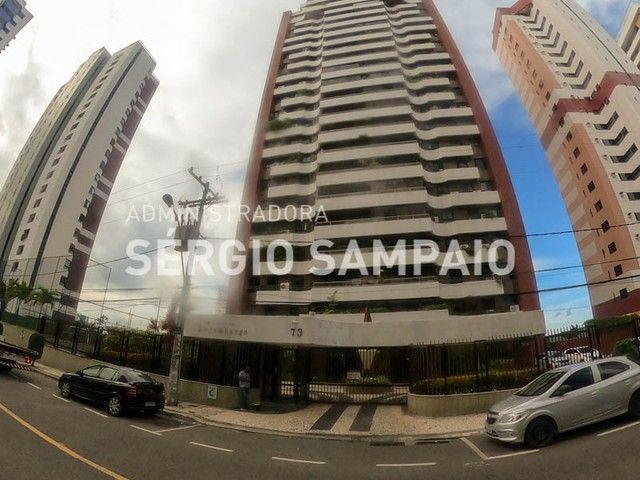 5/4  | Candeal | Apartamento  para Alugar | 140m² - Cod: 8554
