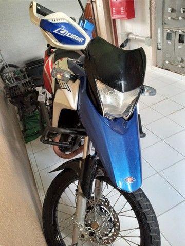 Moto XRE 300RALLY