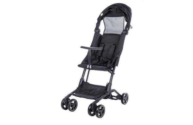 Carrinho Dobrável para viagem Baby Compact, da First Steps - Foto 2