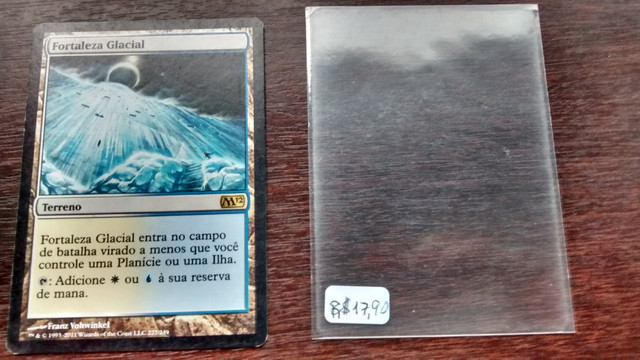 Vendo magic Fortaleza Glacial