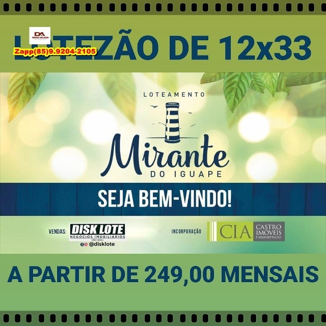 Loteamento Mirante do Iguape... Ligue e invista ... - Foto 3