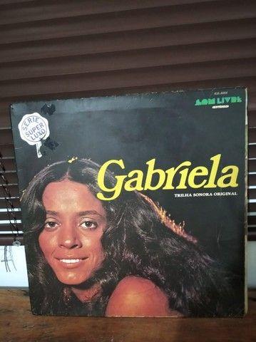 LP\Disco - Trilha Sonora da Novela Gabriela - 1975 - Capa Dupla