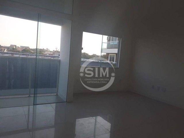 Apartamento com 2 dormitórios à venda, 75 m² - Vila Sao Pedro - São Pedro da Aldeia/RJ - Foto 4