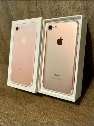iPhone 7 128gb na Caixa - ACEITAMOS TROCAS