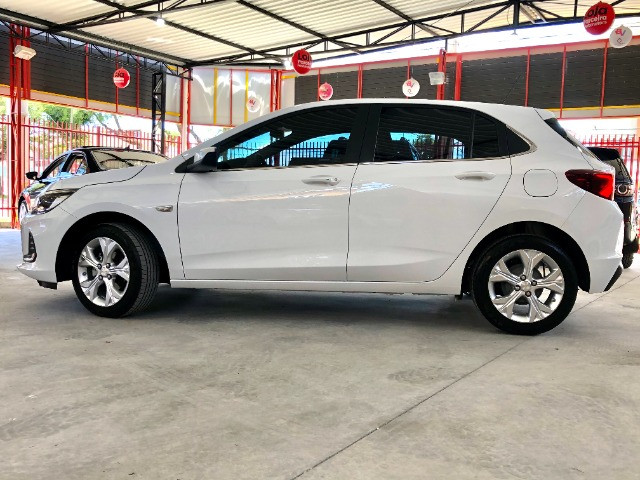 GM Chevrolet Onix Premier - 1.0 Turbo - 2020 - Foto 2