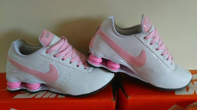 super popular c9247 ec773 new zealand nike shox feminino original e465b a6abc
