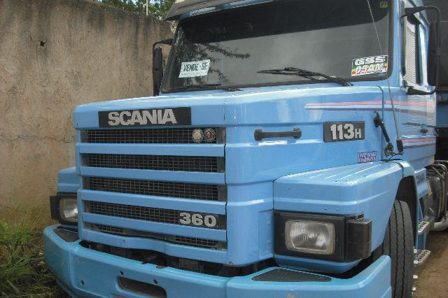 SCANIA 113 H TOP LINE 4X2