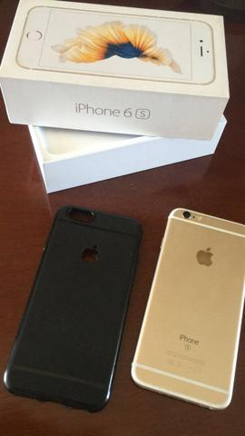 I-phone 6S 64GB Gold