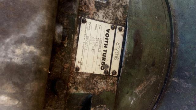 Caixa de macha automatica volvo onibus ecaminhao - Foto 2
