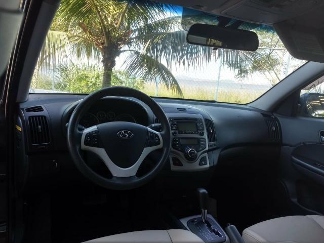 Hyundai i30 2010 automático top com teto - Foto 14
