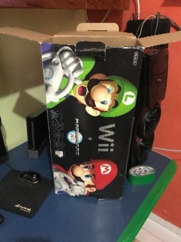 Nitendo Wii desbloqueado