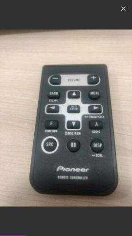 Controle remoto pionner