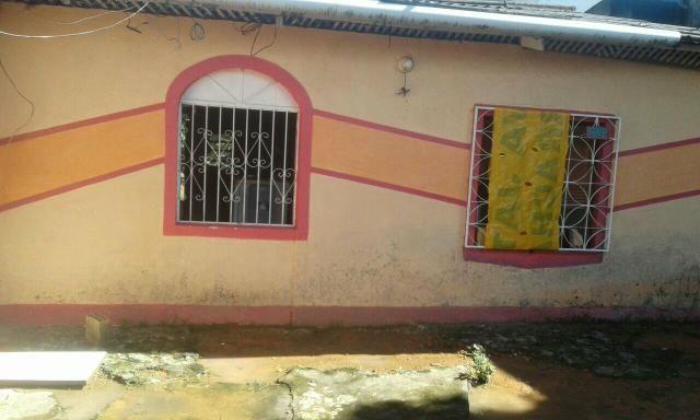 Vendo casa no cj Augusto Montenegro 12×25