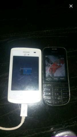 Vendo esse dois celular