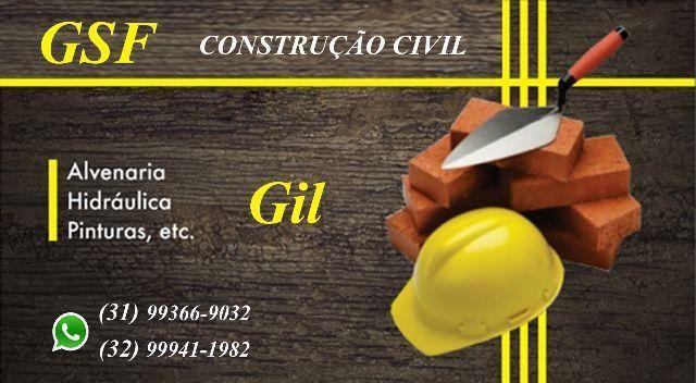 Pedreiro de qualidade. construção civil
