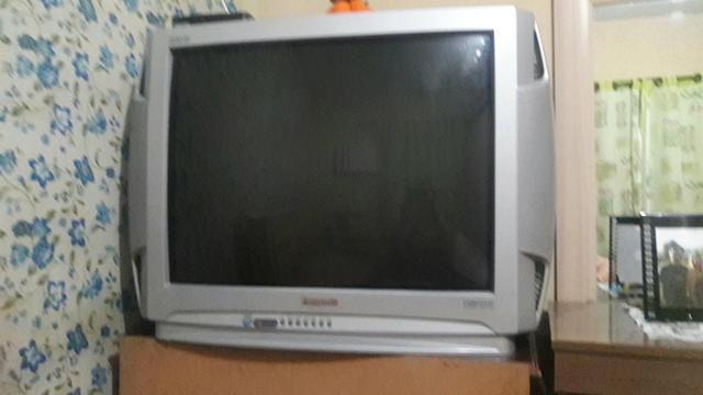 Passo uma televisão