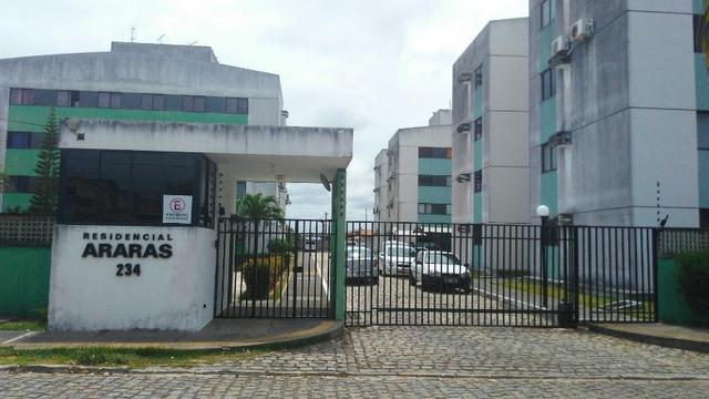 Excelete Apartamento de 2/4 em Nova Parnamirim/RN