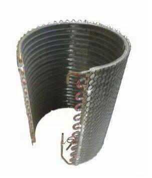 Serpentina de cobre para condensador springer, midea, carrier