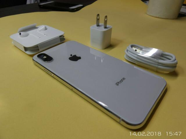 IPhone X 64GB 4.500,00