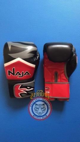 Kit Muay Thai: Luva de Muay Thai, Bandagem e Protetor Bucal