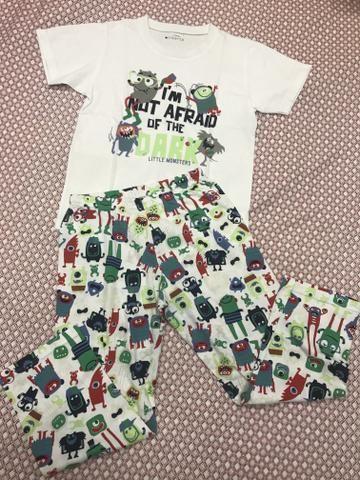 Pijama Tamanho 6