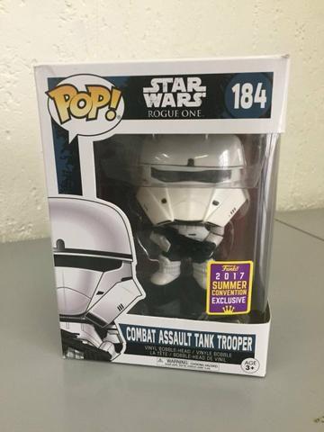 Pop! Funko Star Wars Rogue One 184 Combat Assault Tank Troop