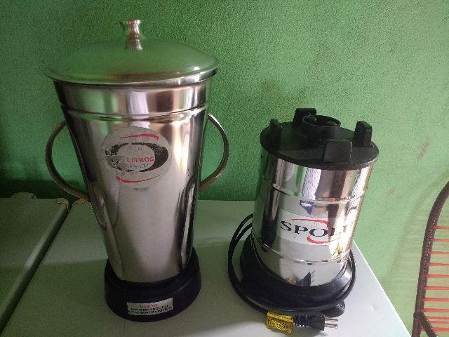 Liquidificador Industrial (marca spolu)