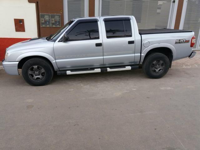 S10 2007 4x4 completo
